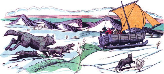 Все те же злые кайоты