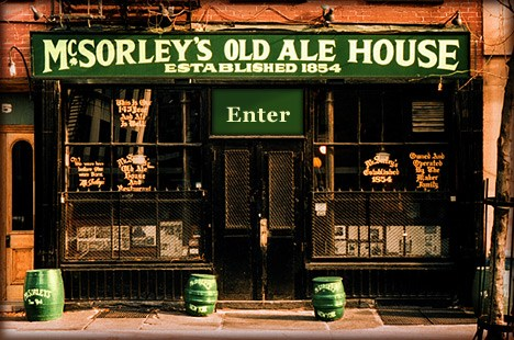McSorley's