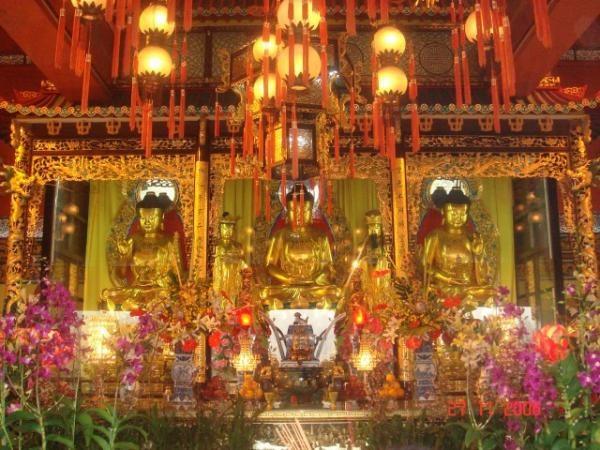 Храм в Гонконге