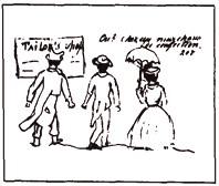 Иллюстрации Л.Н. Толстого-город Сан-Франциско