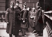 1919 Задержание на Джордж Сквер. David_Kirkwood