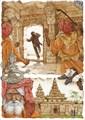 Осквернение индийского храма башмаками Паспарту
