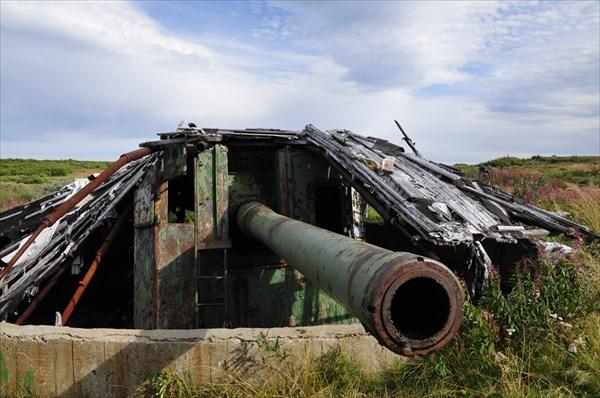 Береговая артиллерия