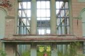 Вокзал в Кировске