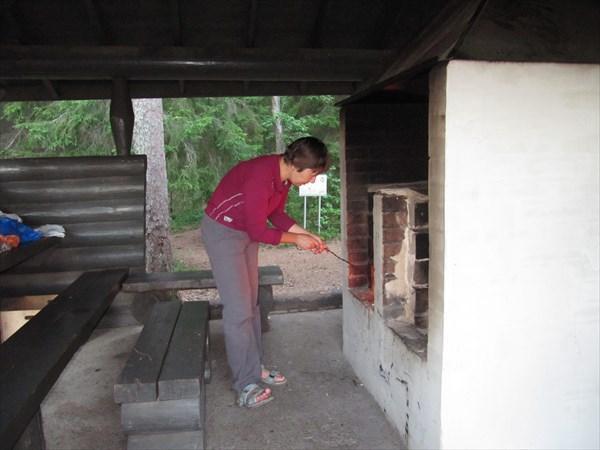 Лааву возле Линнавуори