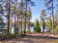 Стоянка на оз. Лесоостровское
