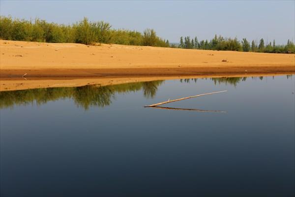 Пески на Нельгесе