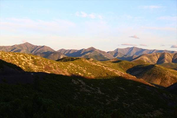Перевал Ольчан