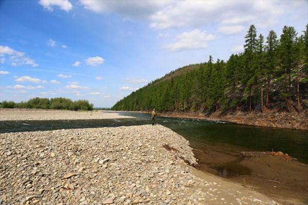 Река Нельгесе