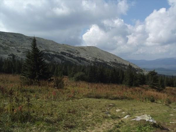 Гора жеребчик