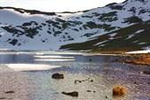 Перевал Кар-Кар,  снег, 1а