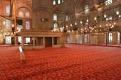 Голубая мечеть. Интерьер
