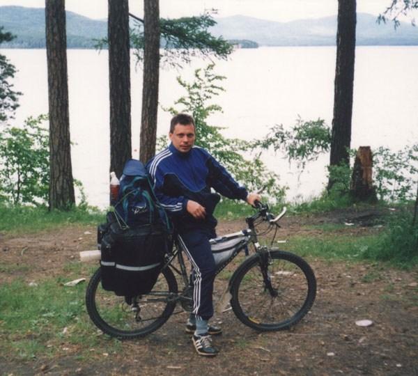 Южный Урал. На южном берегу Тургояка.