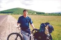 Южный Урал. Перед деревней Новоандреевка