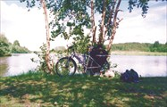 Южный Урал. Озеро Аргази (обед у д. Байдашево)