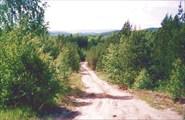 Южный Урал. Спуск к озеру Аргази