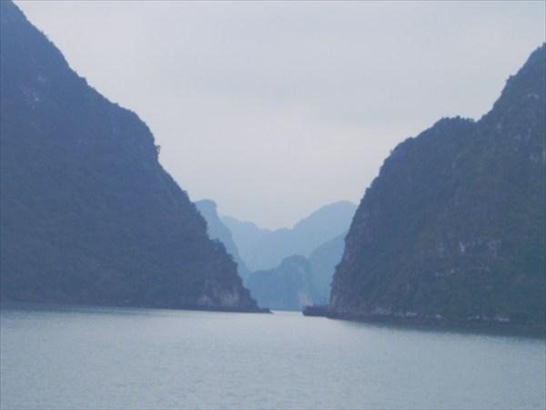 Залив Халонг - восьмое чудо света