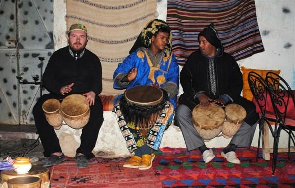 берберская музыка