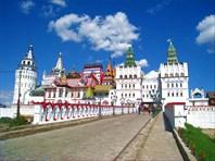 Измайловский Кремль-Измайловский кремль