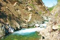 Фото 23. Вода везде найдет дорогу