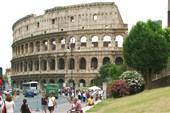 Рим. Колизей