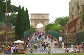 Рим. Древней дорогой к древним развалинам