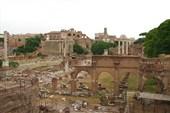 Рим. Остатки былого величия. (Форум Романум)