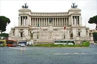 Рим. Монумент Виктору Эммануилу II.