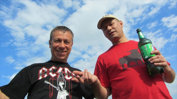 Новые знакомые из Тольятти