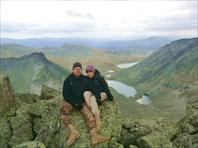 На вершине в 2330м-Алтайский край