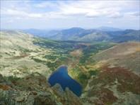 Бащелакский хребет-Алтайский край