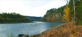 Последние скалы на Агуле