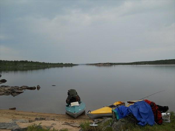 Озеро Торосмань