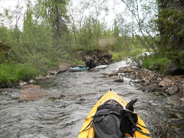 Река Васькина