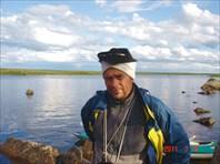 Жека и Няльмозеро