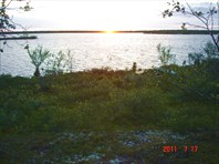 Ночёвка на Ёпсель шмопсель озере
