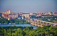 Novo-город Новосибирск