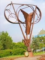 18 Памятник жертвам радиации