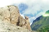 Жест горы
