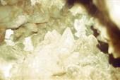 Крупные кристаллы кальцита