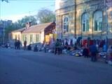 уличный базар южное явление