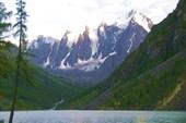 Шавлинское озеро нижнее