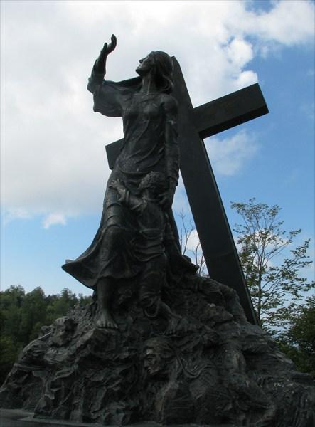 Жертвам грузинского геноцида 92г.