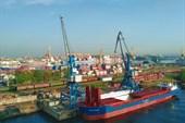 Порт в Петербурге