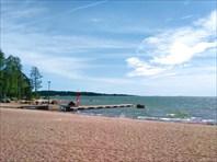Пляж Hauklahti