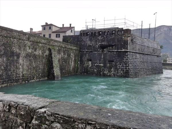 Крепость Старого города.
