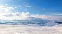 Северо-Чуйский прикрылся тучками