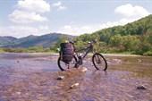 Остановка на реке Белая