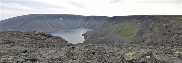 Вид на озеро Райявр