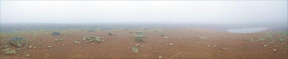 Озеро на горе Маннепакх